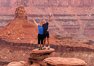 Backroads Canyonlands and Moab Biking trips